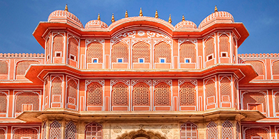 The Pink City